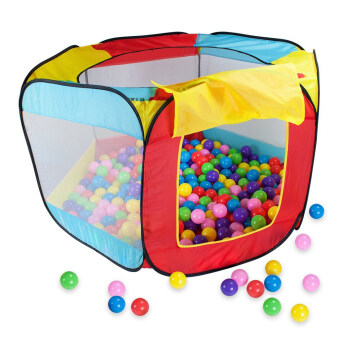 Harga Play House Easy Folding Ball Pit Hideaway Tent