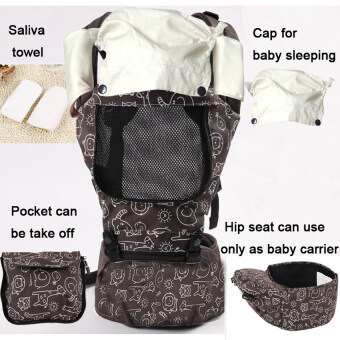 Harga 360° Ergonomic Baby & Child Carrier baby carriers fisher prices hipseat toddler backpack baby backpack/backpacks baby sling