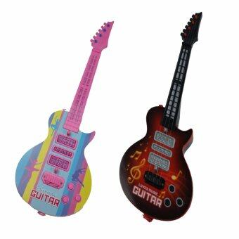 Harga 4 Strings Music Electric Guitar Kids Music Instrument With Infrared sensor