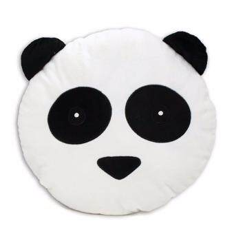 Harga Emoji Stuffed Plush Pillow Panda Face Cushion