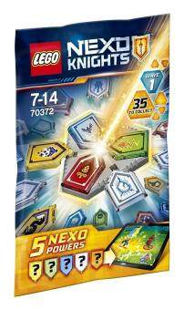 Harga Lego Nexo Knights Combo NEXO Powers Wave 1 70372