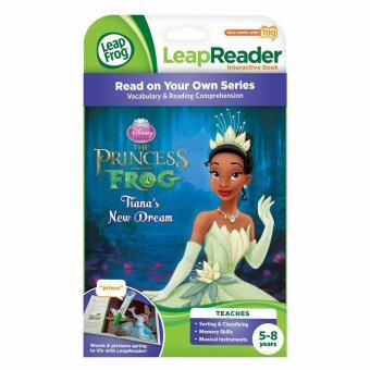 Harga LeapFrog LeapReader Disney Princess & The Frog