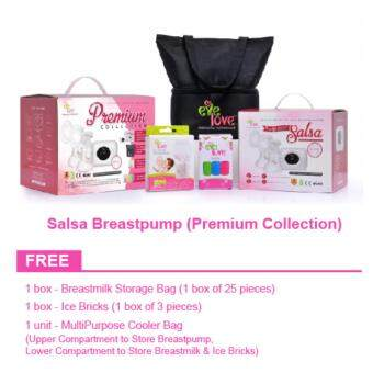 Harga Salsa Breastpump (Premium Collection)