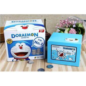 Harga Cute Steal Coin Music Doraemon