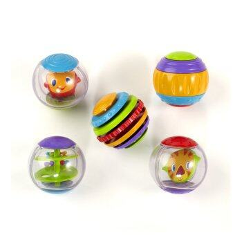 Harga Bright Starts Activity Balls - BB