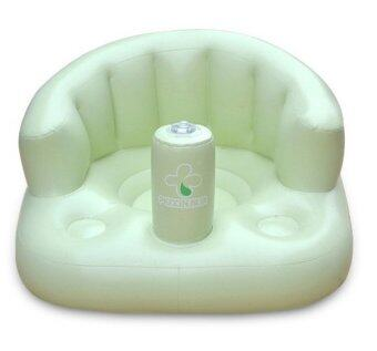 Harga Inflatable Baby Sofa - Green