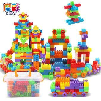 Harga KIMO MEGA BUILDING STACKING BLOCKS, MEGA LEGO BLOCKS 190 PCS SET