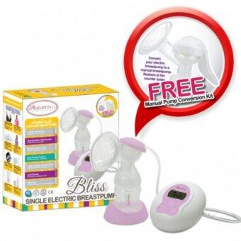 Harga Autumnz Bliss Convertible Single Electric/ Manual Breast Pump