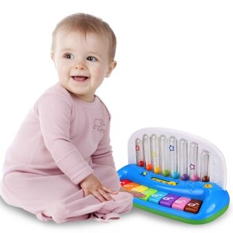Harga Cyber Arshiner Baby Kids Poppin' Play Piano Toys