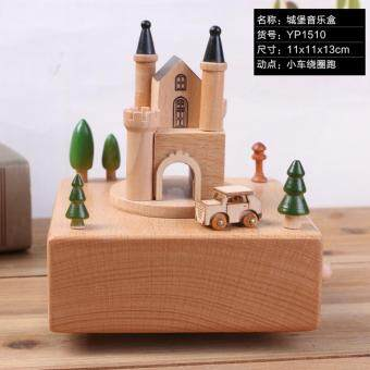 Harga Handmade creative music box