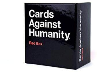 Harga Cards Against Humanity: Red Box more funny