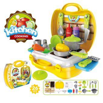 Harga Baby PlayNLearn Children Fun Game Cook Happy Kitchen PlaySet - Kitchen