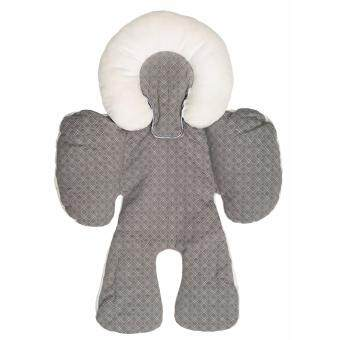 Harga JJ COLE BABY BODY SUPPORT CAR SEAT STROLLER [GREY]