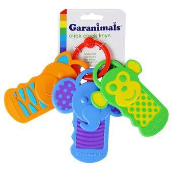 Harga Garanimals Click Clack Keys Baby Teether Toy Keys Teether Rattle