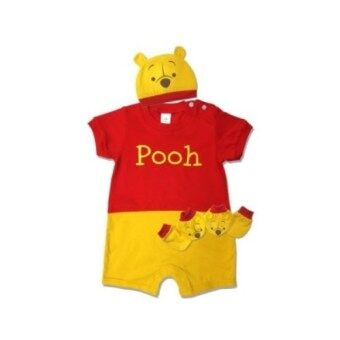 Harga Winnie The Pooh Baby Costume Gift Set (Baby Pooh)