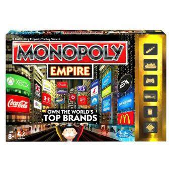 Harga Monopoly Empires Board Game