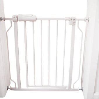 Harga BUNDLE Deal: SOKANO New Generation SG002 Safety Gate for Children And 1 Pcs Extension Gate
