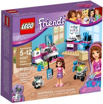 Harga Lego Friends 41307 Olivia's Creative Lab