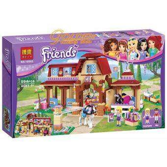 Harga Bela 10562 Friends Heartlake Riding Club