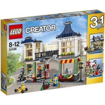 Harga LEGO Creator 31036 - Toy and Grocery Shop