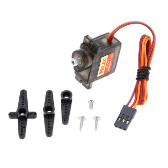 Harga MR.RC M-1502 9g Full Metal Gear Digital Micro Servo for RC 250 450 Helicopter Car