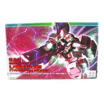 Harga GaoGao Gundam GN-005 Virtue (Trans-am Mode) (1/144)