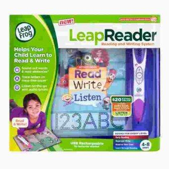 Harga Leapfrog LeapReader™ Reading and Writing System - Purple