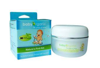 Harga Baby Organix Nature's First Aid Cream 30gm