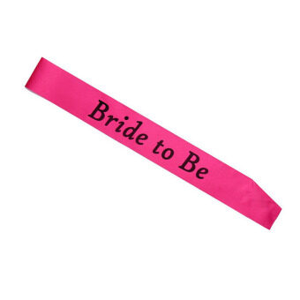 Harga Pink Night Out Hen Party Sashes For Wedding Accessories Bride to be Bride To Be