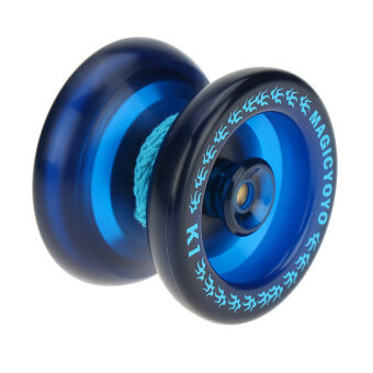 Harga Professional Magic Yoyo K1 Spin ABS Yoyo 8 Ball KK Bearing with Spinning String