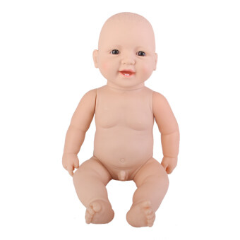 Harga Realistic Silicone Baby Doll Soft Vinyl Real Life Lifelike Baby Boy