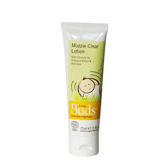 Harga Buds Everyday Organics Mozzie Clear Lotion 75ml