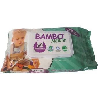 Harga Bambo Nature Wipes 80s