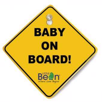 Harga Little Bean Baby On Board