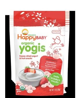 Harga Happy Baby Happy Yogis - Strawberry