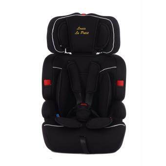 Harga Louis Le Petit Child Car Safety Seat Baby Infant Carseat (Black)