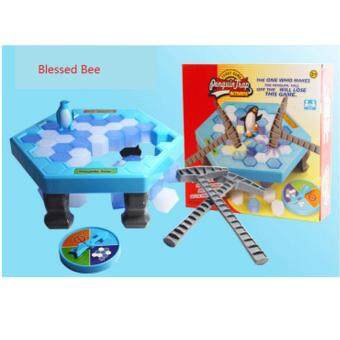 Harga Penguin Trap Icebreaker Kid Puzzle Desktop Knock Ice Block (Japan´s Hotest Game)