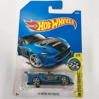 Harga Hot Wheels 15 Mazda Mx-5 Miata