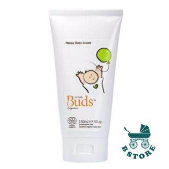 Harga Buds Cherished Organics Happy Baby Cream 150ml