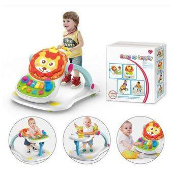 Harga 4in1 Multi Functional Baby Push Walker with Musical Play