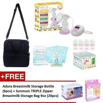 Harga Autumnz - BLISS Convertible Single E/Manual Pump Package *FREE GIFT*