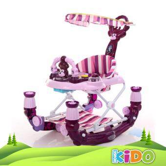 Harga Kido House - Multi-Function Walker