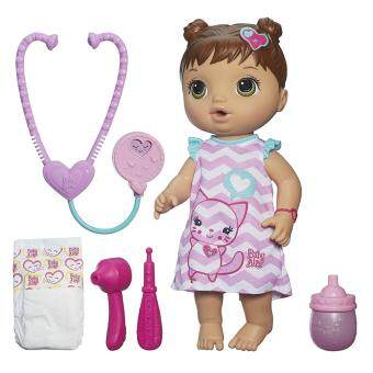 Harga Baby Alive Better Now Bailey (Brunette)