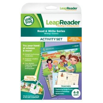 Harga LeapFrog LeapReader Write it! Engineering A Win Activity Set