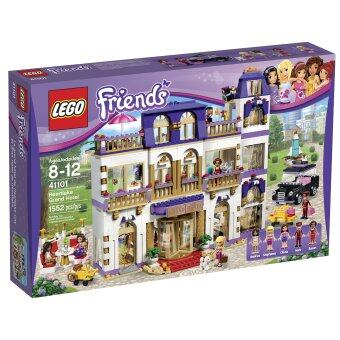Harga LEGO Friends 41101 Heartlake Grand Hotel Building Kit