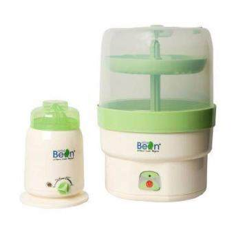 Harga LITTLE BEAN STERILIZER+WARMER COMBO