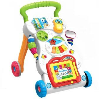 Harga Babycare Music Toys Learning Baby Walker