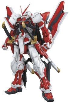 Harga Bandai Hobby MG Gundam Kai Model Kit (1/100 Scale), Astray Red Frame