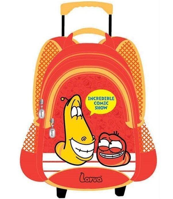 Larva Men's School Trolley Bag