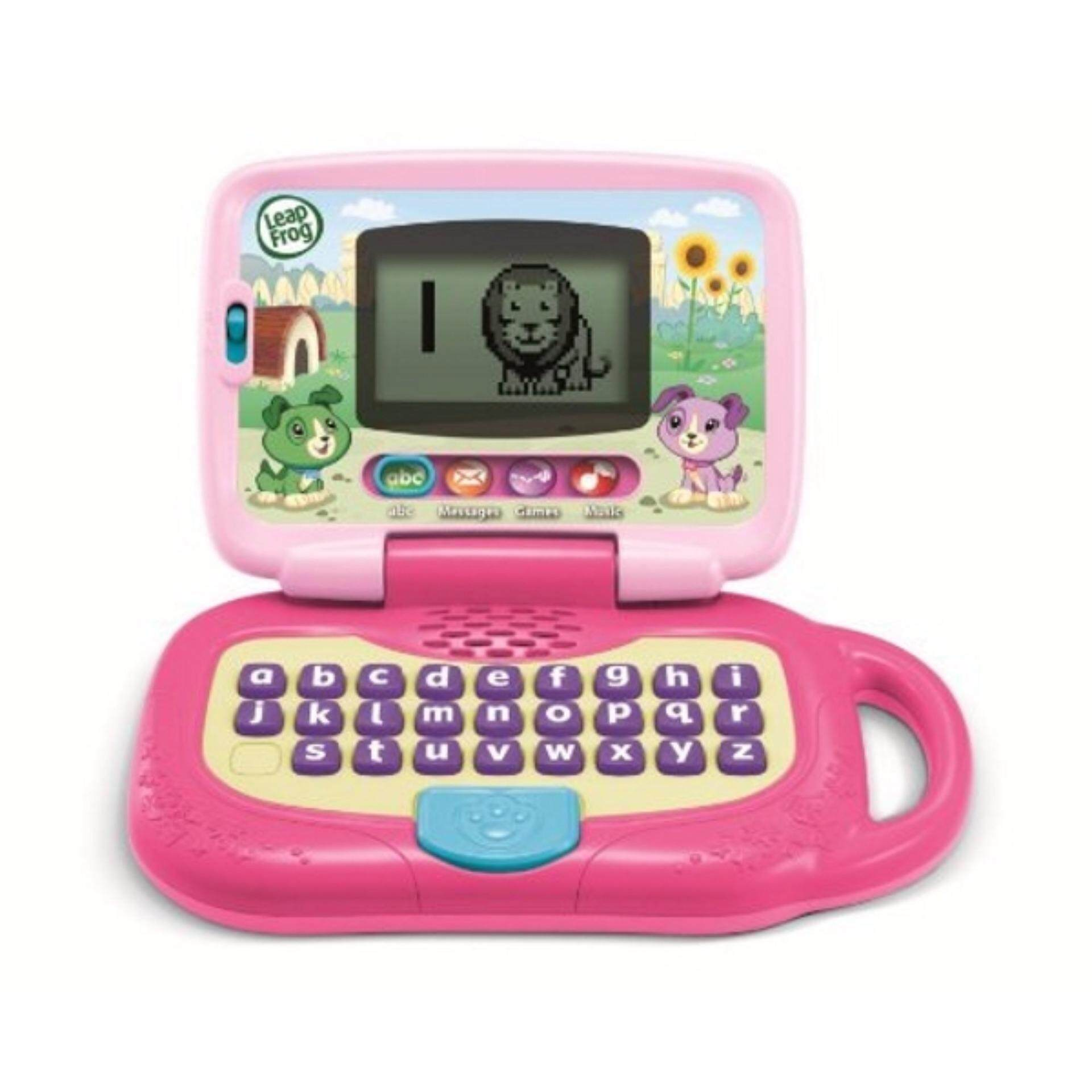 Leap Frog My Own Leaptop (Pink) toys education
